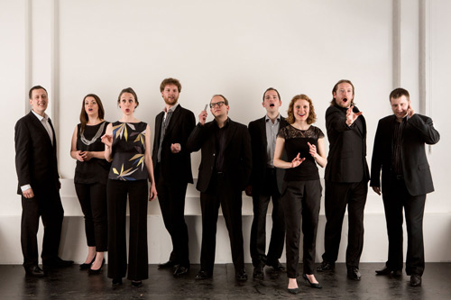 virtuoso vocal ensemble EXAUDI