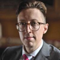 portrait of Dr David Blunt