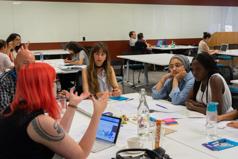 City Law School leads on Legal Design Sprint