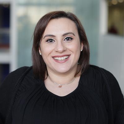Noemi Gulino is International Marketing Manager