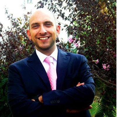 Omar Hazineh is an alumni ambassador