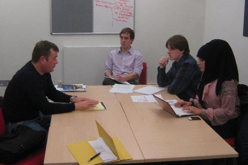 Student lawyers offer free advice to start-ups and small businesses