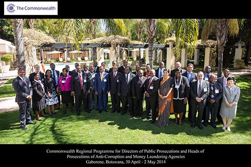 Botswana participants