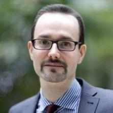 Portrait of Dr Pawel Bilinski