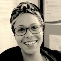 portrait of Dr Jenny Mbaye
