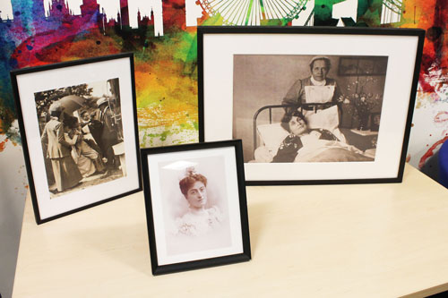Nursing and Midwifery Council join celebration of City's nursing pioneers on International Women's Day