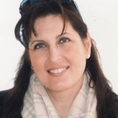 Ekaterini Glynou is an alumni ambassador