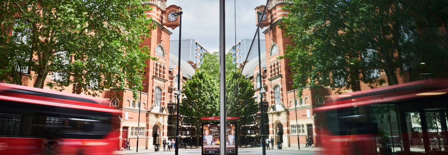 College Building of City, University of London