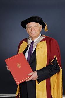 Professor Zhores Ivanovich Alferov