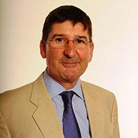 portrait of Professor Adrian Keane