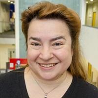 portrait of Dr Xeni Dassiou