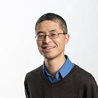 Portrait of Joseph Chuang