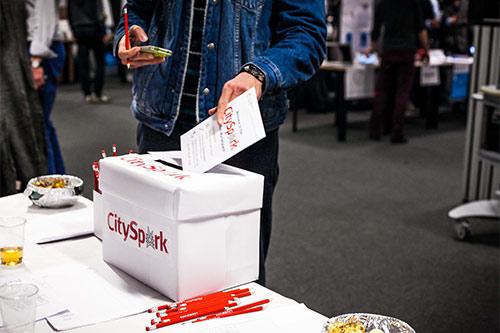 CitySpark-voting