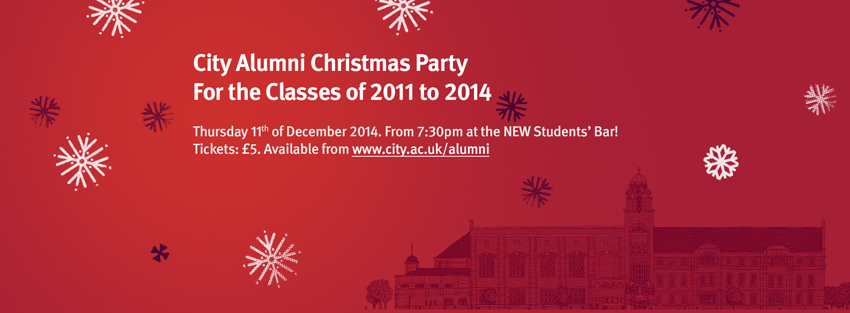 City Alumni Christmas Party