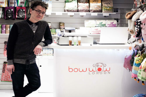 Student Start-up: Bow Wow London