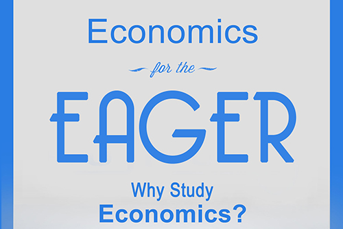 Eager for economics