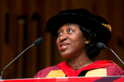 Her Honour Judge Barbara Mensah