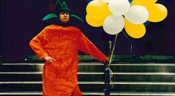 City mascot Carrot