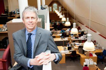 Dean of MCSE, Professor Roger Crouch