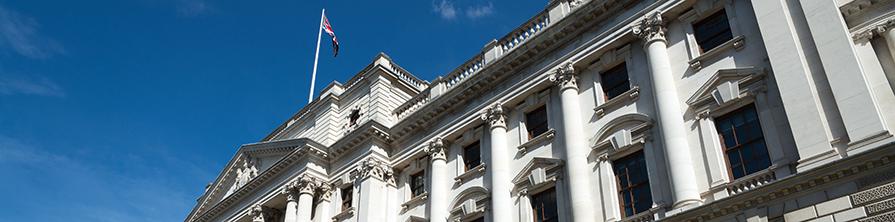 Treasury Building Brexit