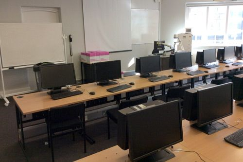 College Building Room A307