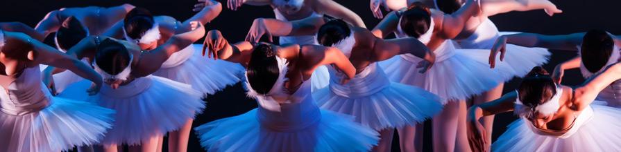 Ballet dancers. Emotionally sensetive