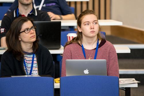 City Tech Society hosts successful hackathon