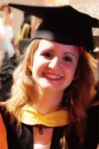Lucia Macchia graduated from MSc in Behavioural Economics in 2015