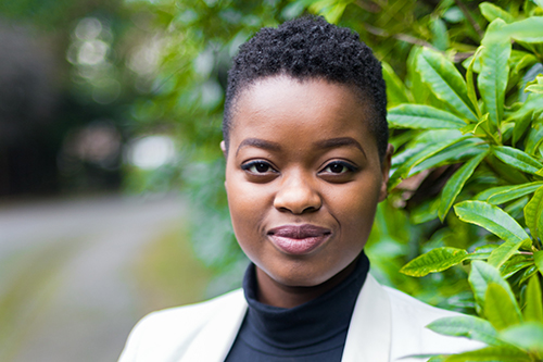Dedani Dlodlo, Counselling Psychology Alumna