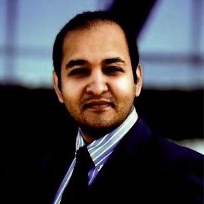 Alumni ambassador profile picture headshot of Ahmed Ghiasuddin