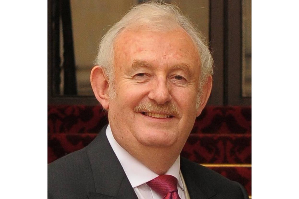 Professor Kenneth Grattan OBE FREng granted the International Measurement Confederation (IMEKO) Distinguished Service Award