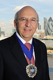Lord Mayor of London 2010-11 Sir Michael Bear
