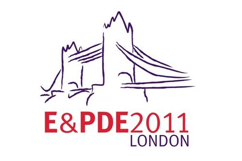 E&PDE 2011 Logo
