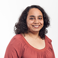 portrait of Dr Arti Agrawal