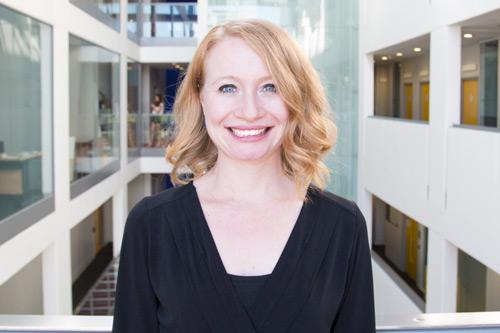 City University London staff member Brenda Welch