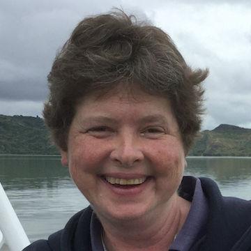 portrait of Dr Penny D'Ath