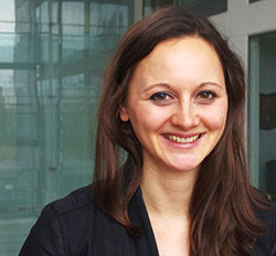 Maria Hellenthal is a PhD student at Department of Psychology