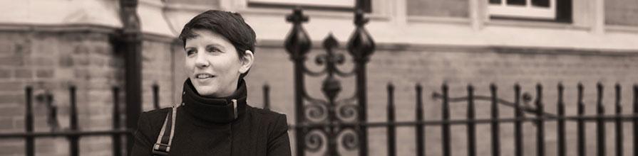 City Alumna Iona Craig