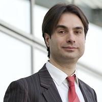 Portrait of Professor Vangelis Souitaris