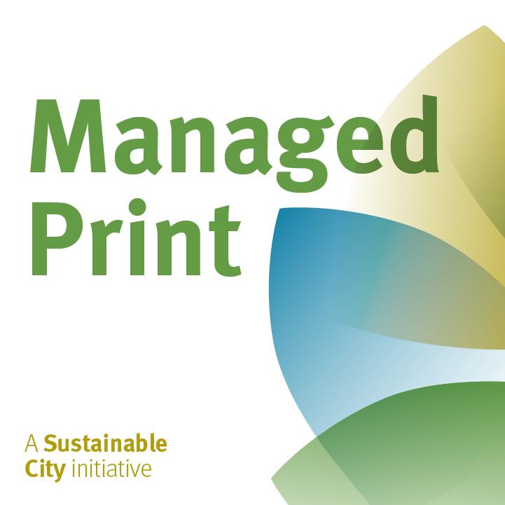 Managed Print logo