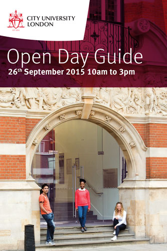 Open Day Guide July 2015