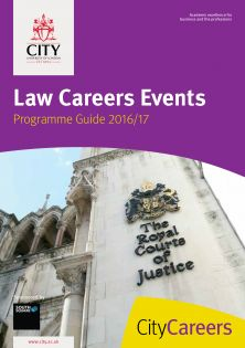Law Events Guide 2016