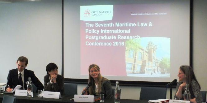 Panel pic Maritime