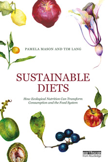 Sustainable Diets book cover