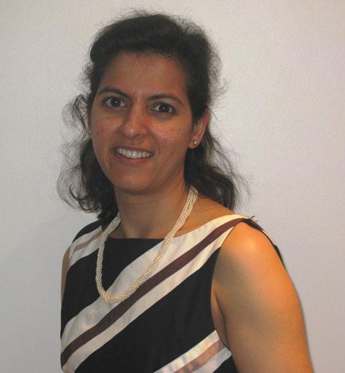 photo of Sona Mehta