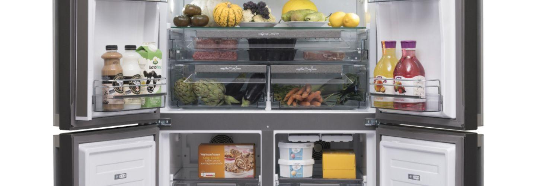 Modern refrigerator banner